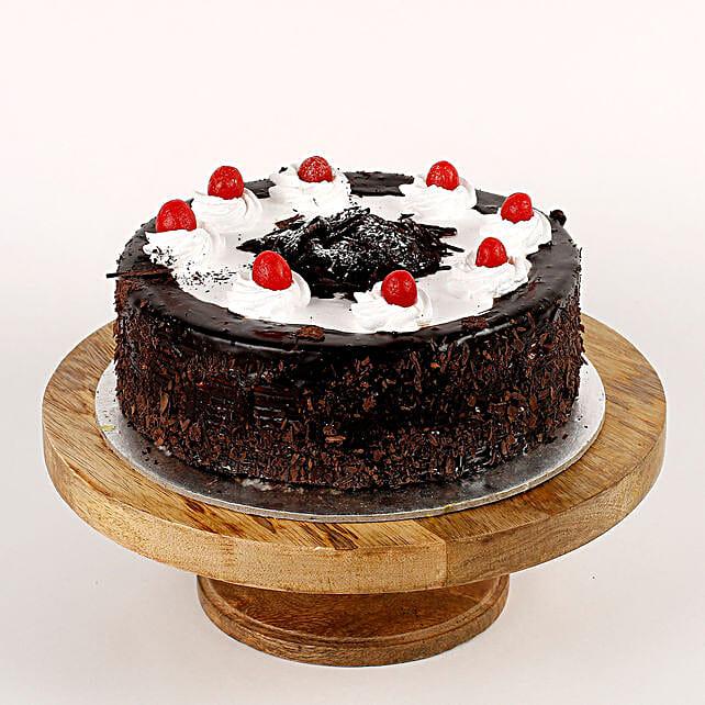 Cream Drop & Cherry Black Forest Cake: Send Black Forest Cakes