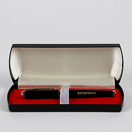 Personalized Engraved Roller Pen: Send Gifts to Navi Mumbai
