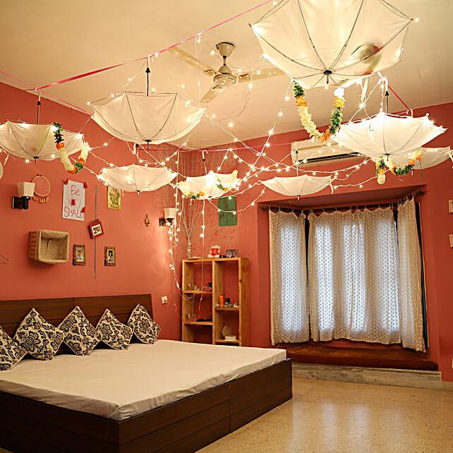 Dreamy Umbrella Decoration: