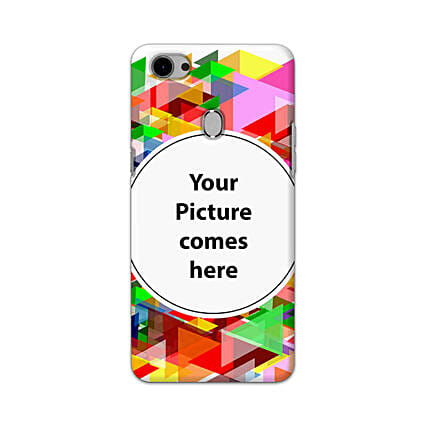 Oppo F7 Customised Vibrant Mobile Case: