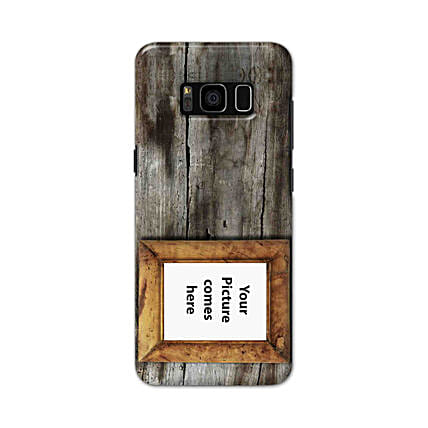 Samsung Galaxy S8 Customised Vintage Mobile Case: Personalised Samsung Mobile Covers