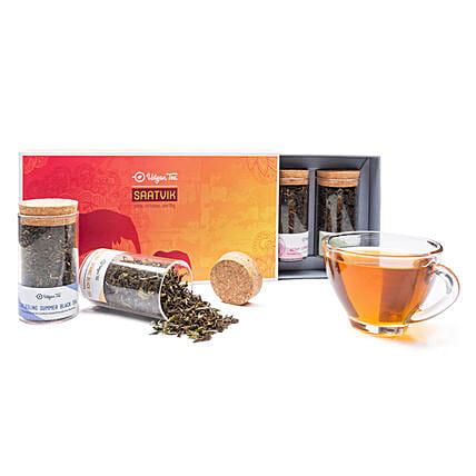 Saatvik Gift Pack- Black Tea Blends: Gift Hampers