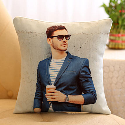 Personalised Special Cushion For Him: