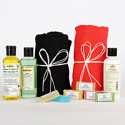 All Because Ladies Love Spa: Send Gift Hampers