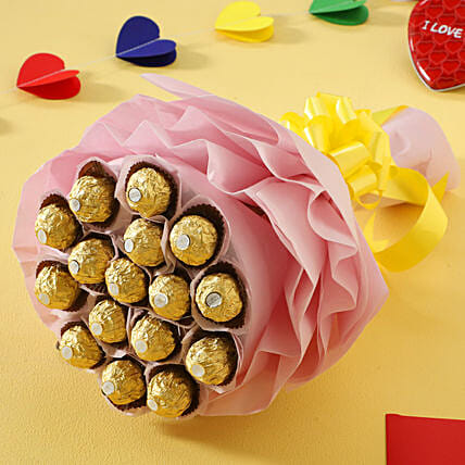 Luxury Ferrero Rocher: Send Womens Day Gifts to Delhi