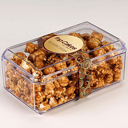 Caramel Popcorn Box: Gourmet Gifts India