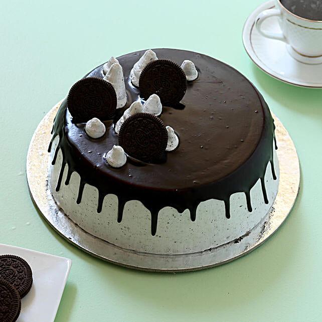 Chocolaty Oreo Cake:
