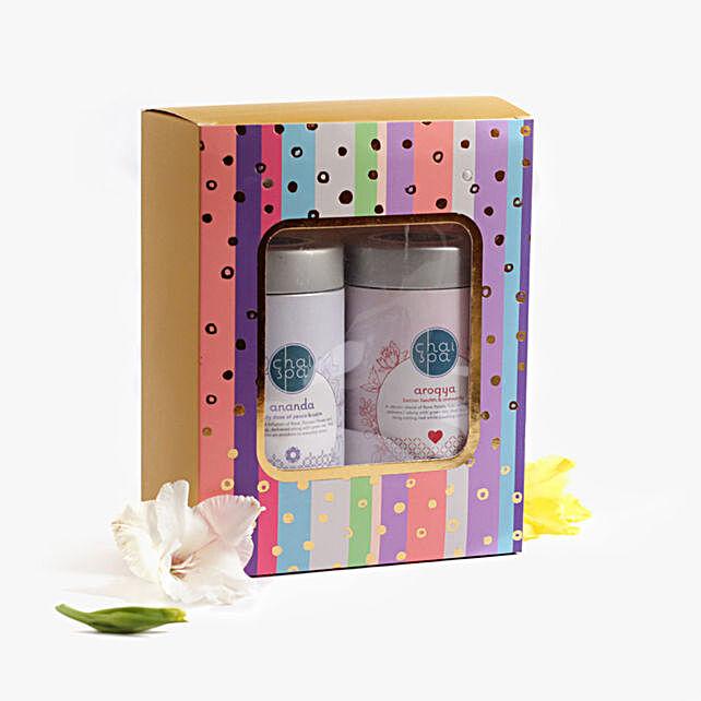 Ananda & Arogya Tea Paradise Combo: Fathers Day Gift Hampers