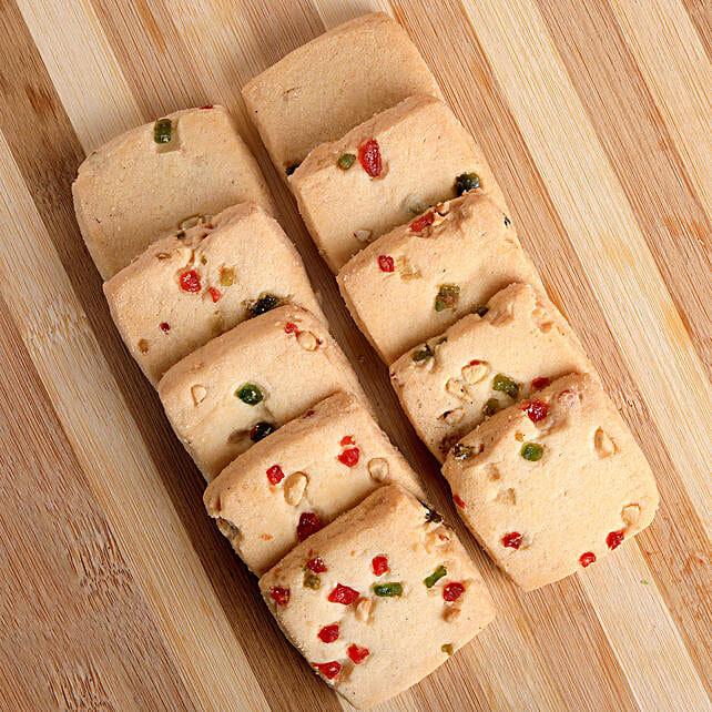 Irani Fruit Biscuit- 200 gms: Cookies