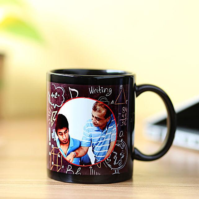 Personalised Mug For Teacher: Custom Photo Coffee Mugs