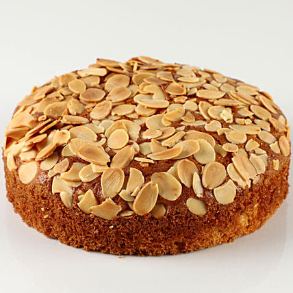 Delicious Almond Dry Cake- 500 gms: Buy Plum Cakes