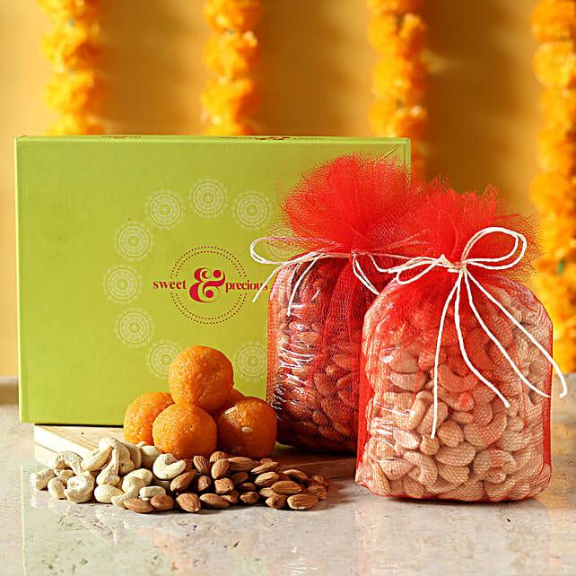 Irresistible Diwali Hamper: Dry Fruits Gift Packs