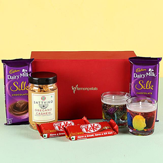 Oregano Cashews & Chocolates: Combo Gifts