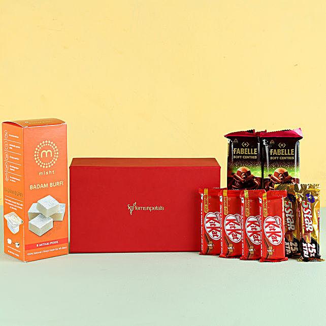 Badam Burfi Festive Gift Hamper: Combo Gifts
