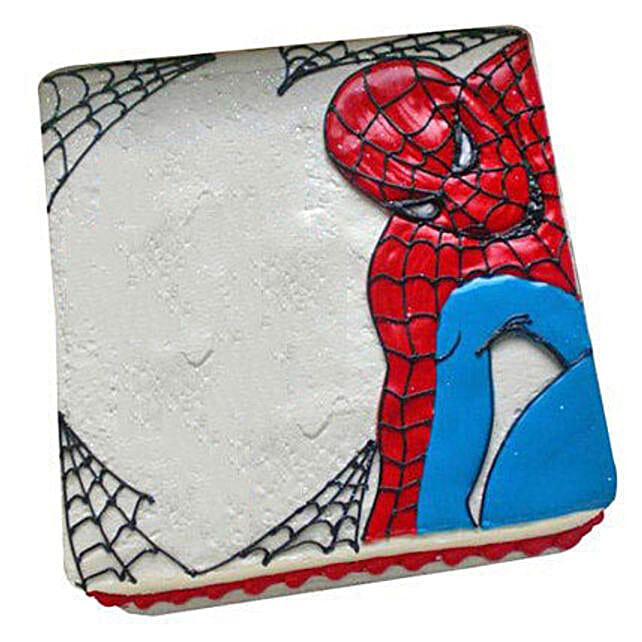 Web of Spiderman Cake: Spiderman Cakes