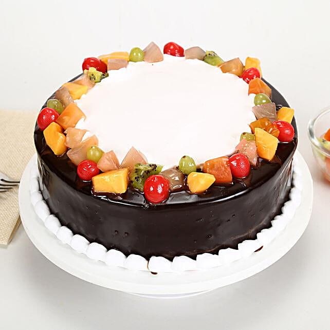 Wild Forest Cake: Send Designer Cakes to Jaipur