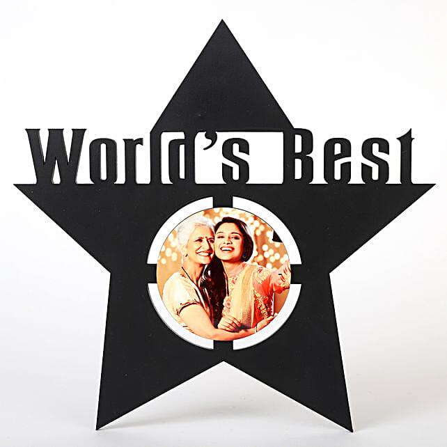 World's Best Frame For Mom: Photo Frames