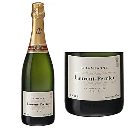 Laurent Perrier Champagne: Christmas Gift Delivery in Mauritius
