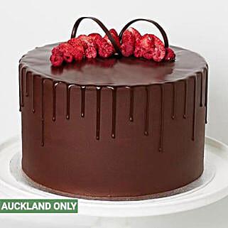 3 Layer Dark Chocolate Cake