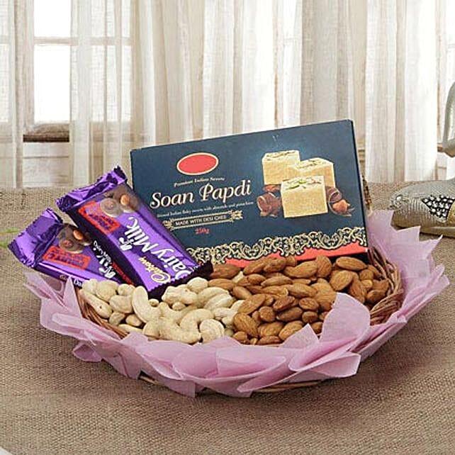 Best Sweetness Deal: Send Bhai Dooj Gifts to Singapore