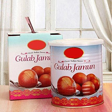 Delicious Gulab Jamun: Diwali Gift Delivery in Singapore