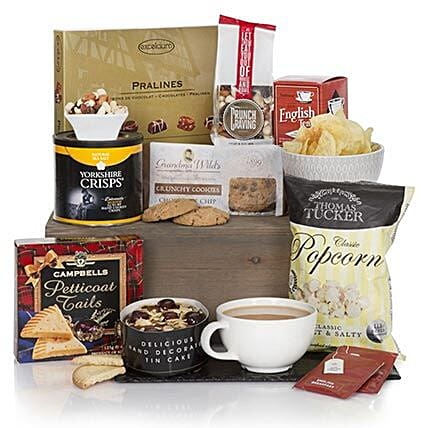 Gourmet Delights Hamper Birthday Gifts To South Africa
