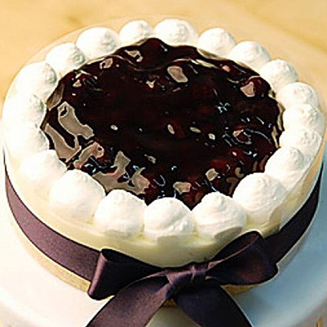 Blueberry Cake Send To Thailand