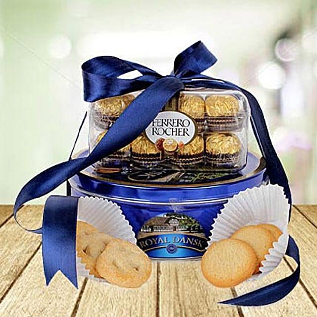 Choco Cookie Delight: