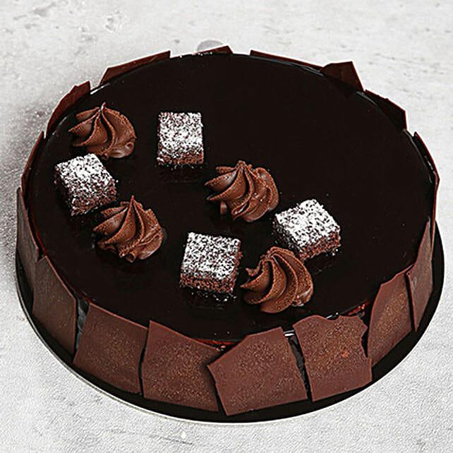 Chocolate Sponge Cake: Gifts for Wife UAE