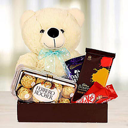 Cutie Pie Love: Send Gift for Her to UAE