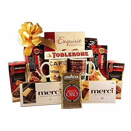 Coffee For You Birthday Gifts Delivery In UK