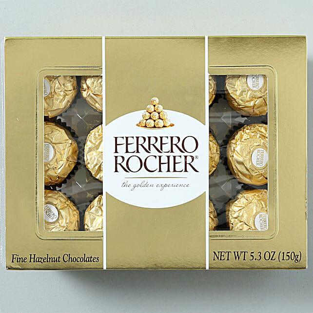 12 Rocher Delight Birthday Gifts To Boston