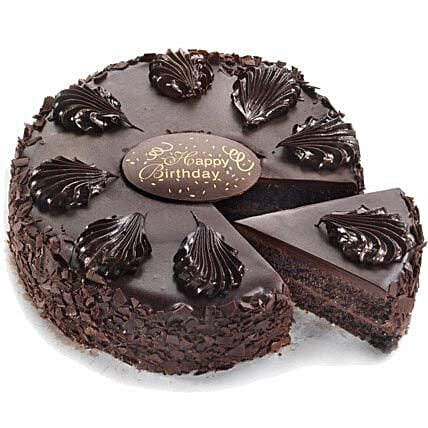 Chocolate Mousse Torte Cake Send Cakes To Irvine