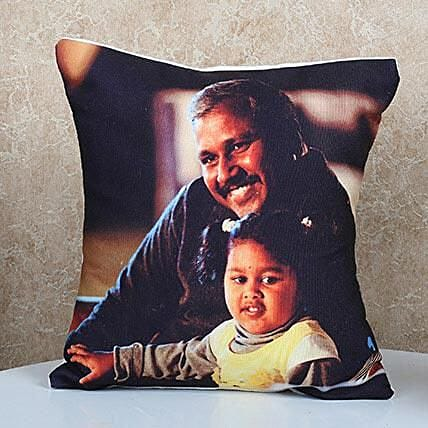 Personalized Appealing Cushion: Send Newborn Baby Gifts to USA