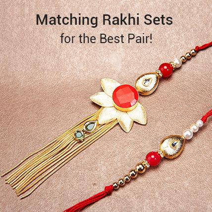 Rakhi for Bhaiya Bhabhi