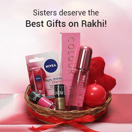 Rakhi Gifts for Sister Online