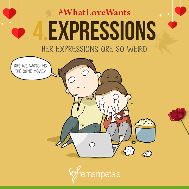 Love Wants Expression