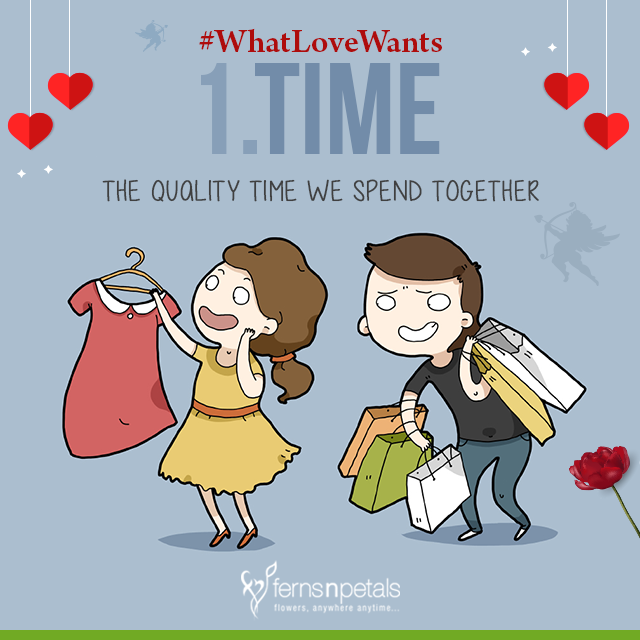 Love Wants Time