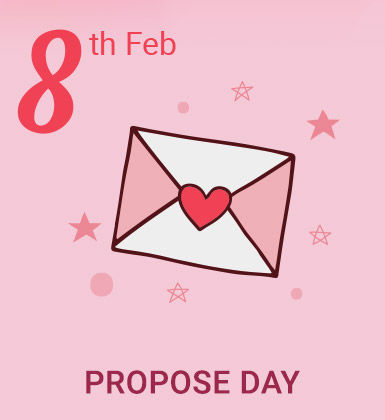 Propose Day Gifts for Him & Her