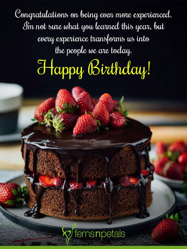 10 Birthday Cake Quotes Ideas Happy Birthday Wishes Cards