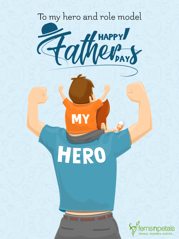 50+ Happy Father's Day Quotes, Wishes From Daughter/Son [2019]