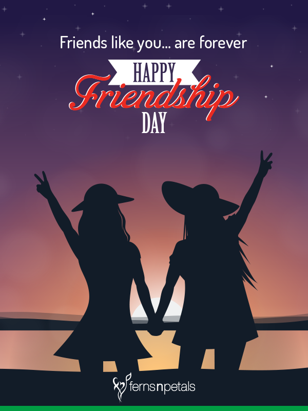 Friendship Day Quotes Friendship Day Messages 2019 Ferns N Petals