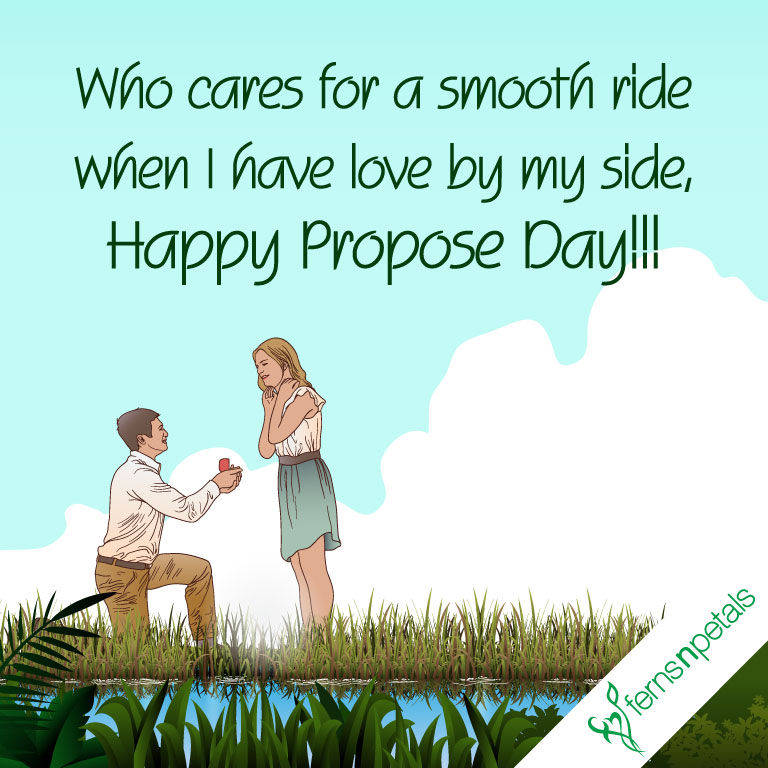 Happy Propose Day Quotes   Romantic Propose Day Messages and