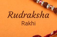 Rudraksha Rakhi