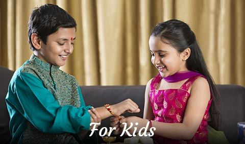 Rakhi for Kids to UK