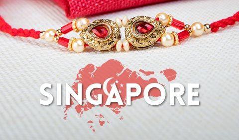 Rakhi to Singapore