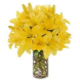 Send Lilies to USA