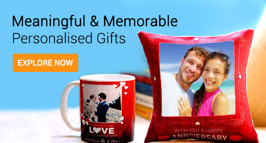 Personalised Gifts To USA