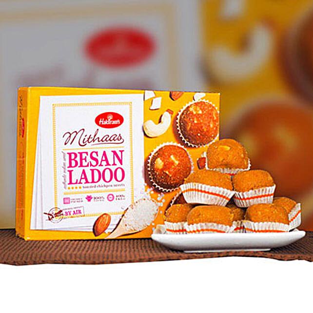 Delicious Besan Ladoo 400g
