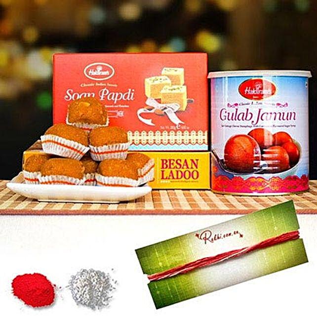 Delicious Bhai Dooj Treats